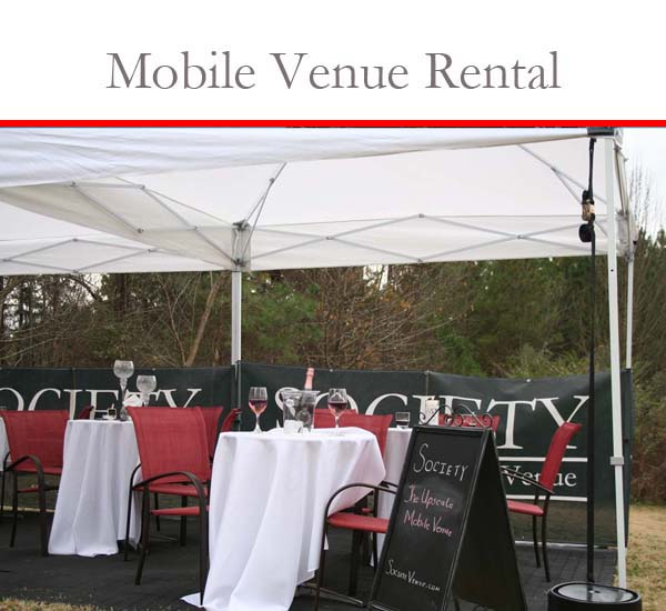 Society. The Upscale Mobile Venue