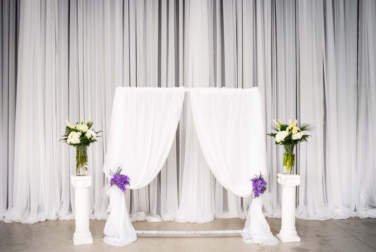 bridal step & repeat