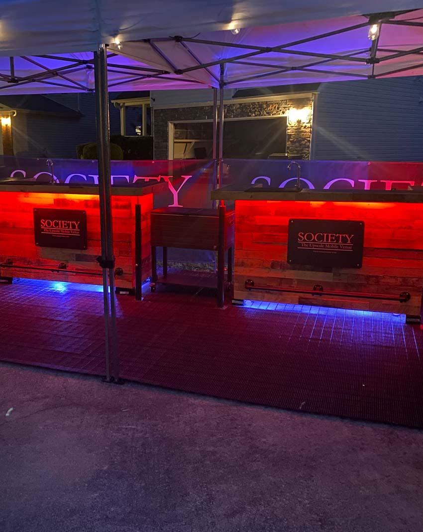 Bars at Night